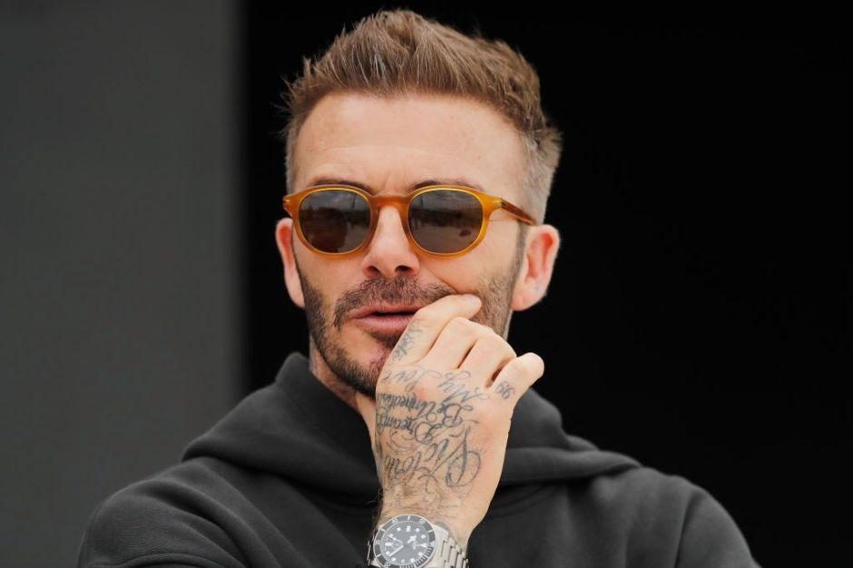 Conoce a Harper, la tierna hija de David Beckham de la que tendrá que separarse