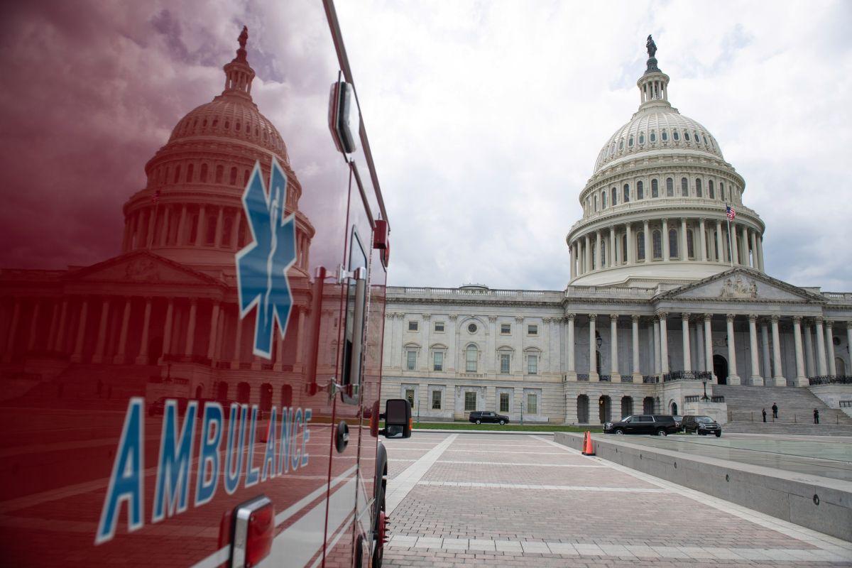 Por qué es probable que la Ley HEROES, que ofrecería un segundo pago de ayuda económica, no sea aprobada en el Senado