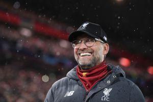 VIDEO: Jurgen Klopp lo da todo bailando en el festejo del Liverpool tras ser campeones