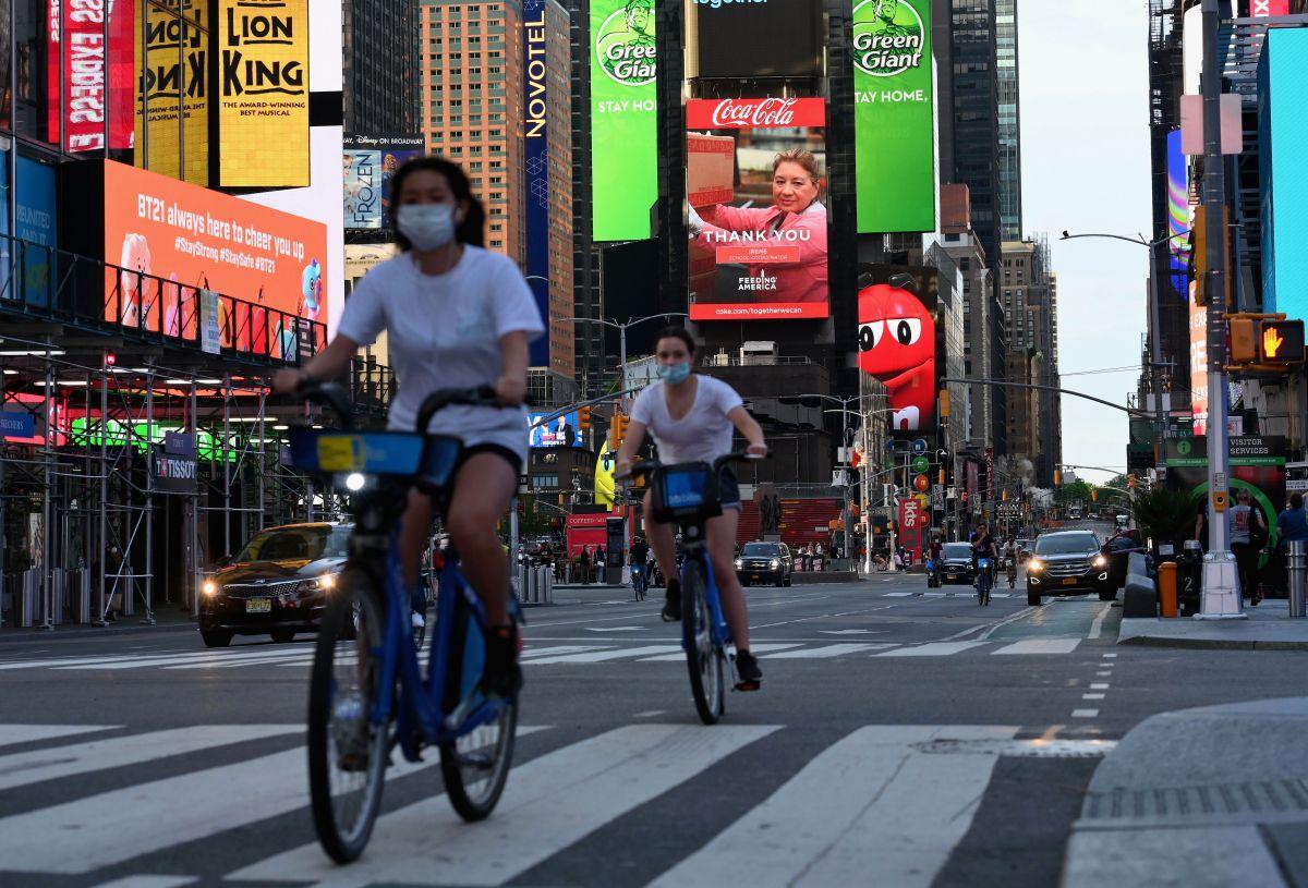 Más estadounidenses utilizarán con mayor frecuencia la bicicleta después de la pandemia.