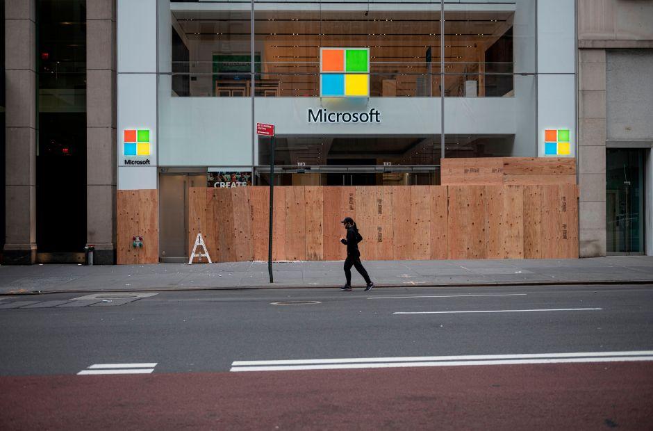 Microsoft anuncia que cerrará de forma permanentemente sus tiendas de venta al público