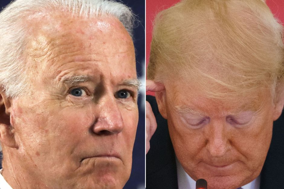 """Duro ataque de Biden a un Trump tocado. Lo acusa de haberse """"rendido"""" y de haber """"fallado"""" a EE.UU."""