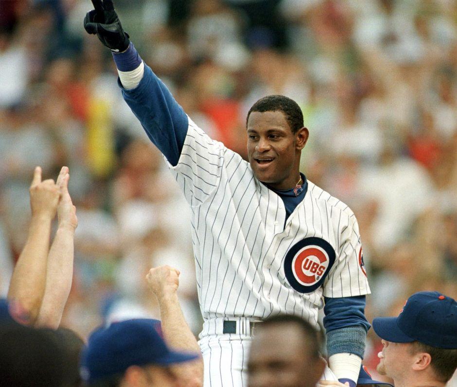 Le han cerrado la puerta en Chicago: Sammy Sosa no entiende el distanciamiento de los Cubs