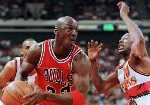 Ahora es estrella de la pesca: Michael Jordan y su equipo capturaron a un pez de 442 libras en un torneo