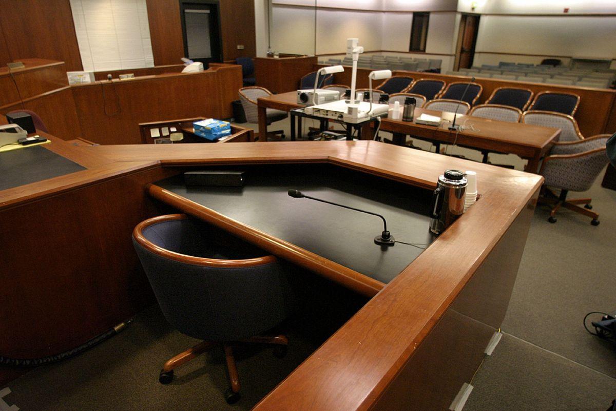 FBI: acusado se suicidó en pleno tribunal tras escuchar veredicto en su contra