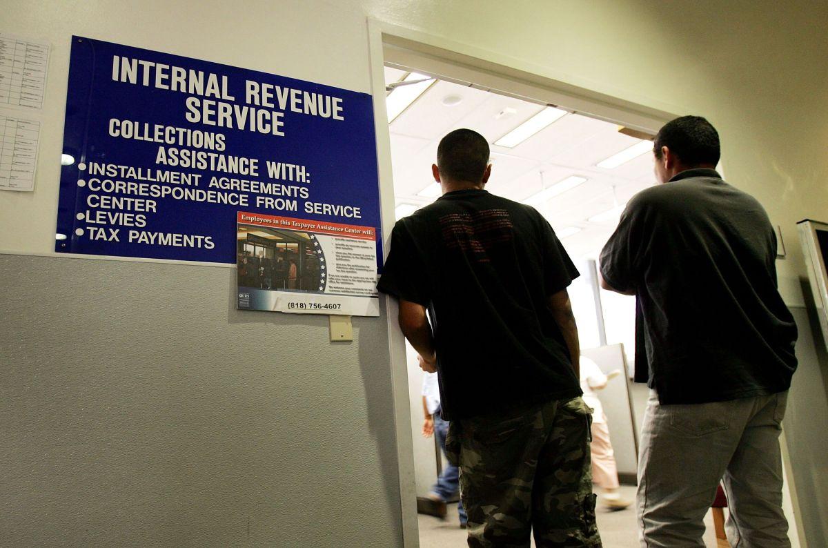 IRS no procesará declaraciones de impuestos en papel, salvo algunas excepciones