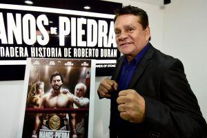 """Mensaje de campeón de boxeo a campeón de fútbol: Así se despidió """"Manos de Piedra"""" Durán de Diego Armando Maradona"""