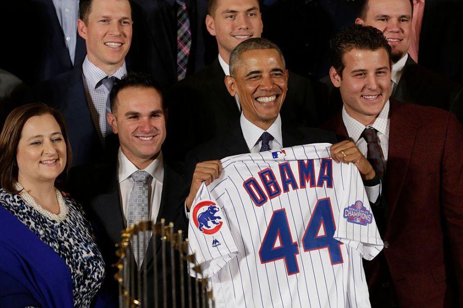 Barack Obama celebra los 100 años de las 'Negro Leagues', primeras ligas de béisbol que abrieron las puertas a los afroamericanos