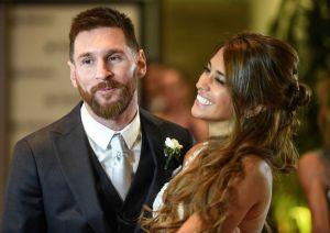 Antonella Roccuzzo recuerda su boda con Lionel Messi y envía emotivo mensaje al crack argentino