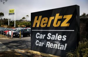 Hertz recibe autorización para vender en plena quiebra $1,000 millones de dólares en acciones