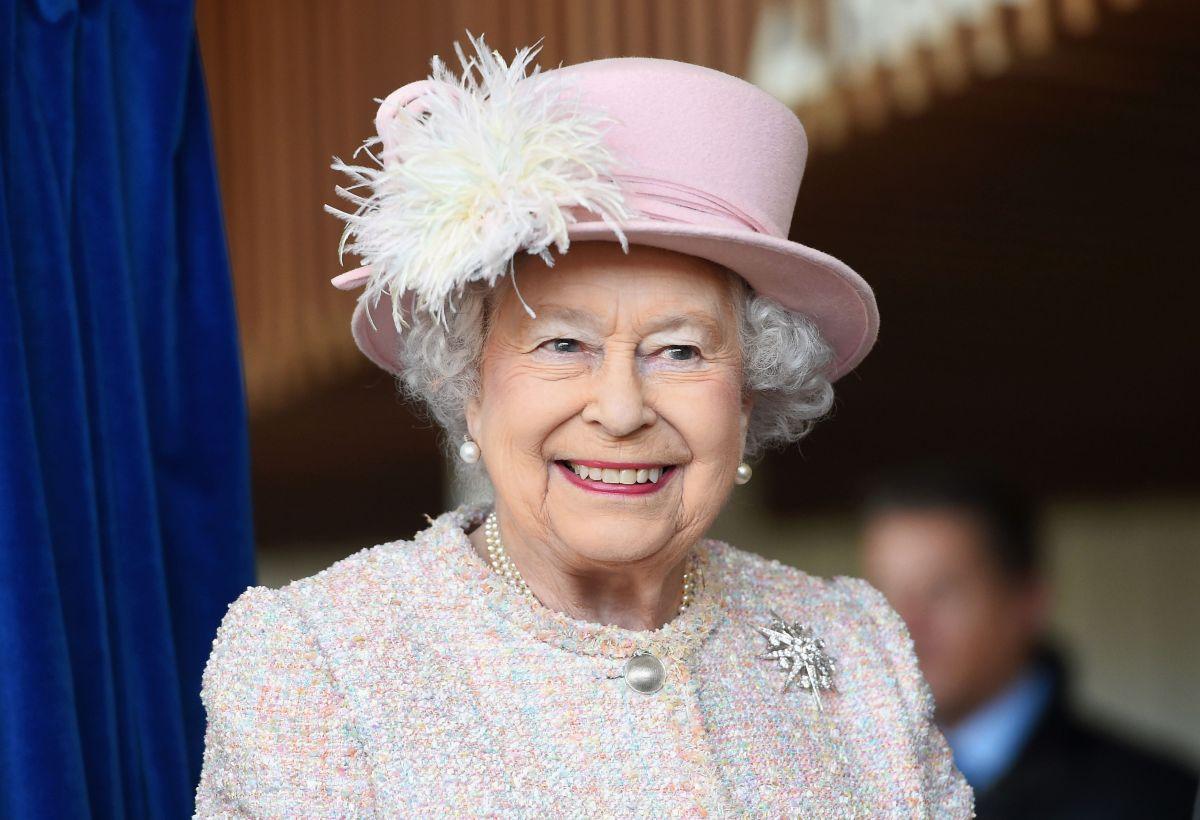 Reina Elizabet II.
