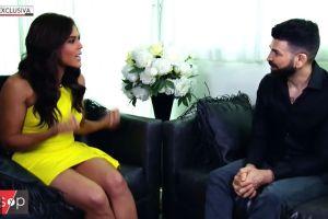 Jomari Goyso balconea a Francisca Lachapel y le pregunta si está embarazada