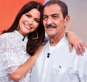 """Ana Patricia Gámez: """"Aún no asimilo que mi padre ya no está en este mundo"""""""