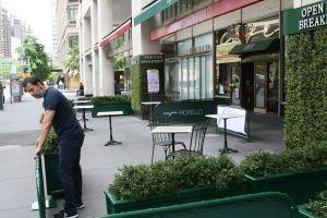 Alcaldía despeja dudas sobre cómo funcionarán los negocios que reabrirán en NYC en la Fase 2