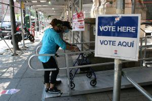 Instamos a que la inscripción universal de votantes esté disponible en línea de inmediato