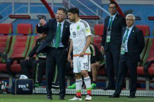 Se enojó: Oribe Peralta le responde a Osorio por culpar a los futbolistas del Tri de la eliminación en Rusia 2018