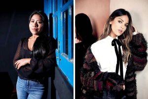 Eiza González y Yalitza Aparicio entre las mujeres más influyentes de México