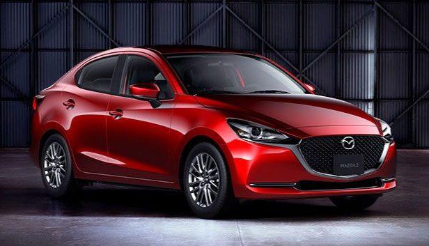 Mazda 2 2020. / Foto: Cortesía Mazda.