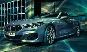 ¡Elegancia total! BMW lanza el Serie 8 Golden Thunder, una edición limitada que asombra a simple vista