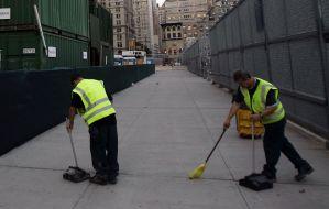 Alcalde de NYC advierte posible despido de 22,000 empleados municipales debido al coronavirus