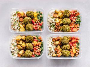 ¿Qué nutrientes corres el riesgo de que te falten en una dieta basada en plantas?
