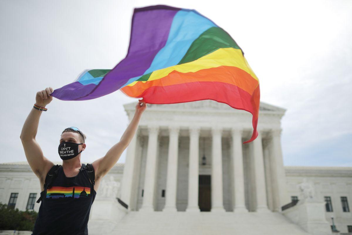Igualdad legal para las personas LGBTQ+