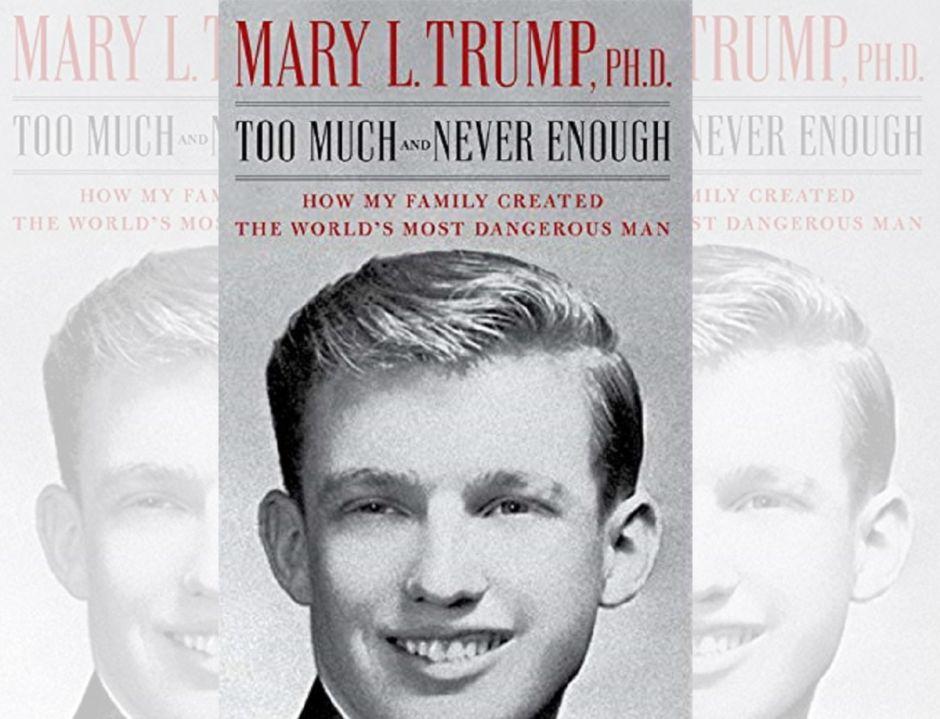 """Corte niega a familia Trump detener publicación del libro de sobrina del presidente que causaría """"daños irreparables"""""""