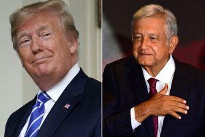 El 'bromance' entre Trump y AMLO continuará pronto en Washington con motivo del T-MEC