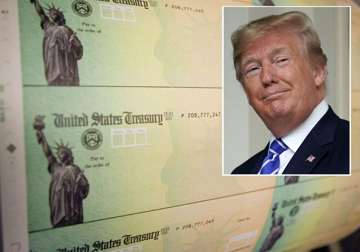 Jefe de Gabinete de Trump dice que el presidente firmaría paquete de ayuda económica