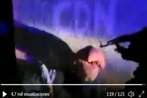 VIDEO: Cártel del Noreste interroga y ejecuta a 2 hombres a balazos
