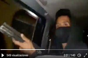 """VIDEO: Cártel del Golfo amenaza al CJNG le dice que está listo para el """"topón"""""""