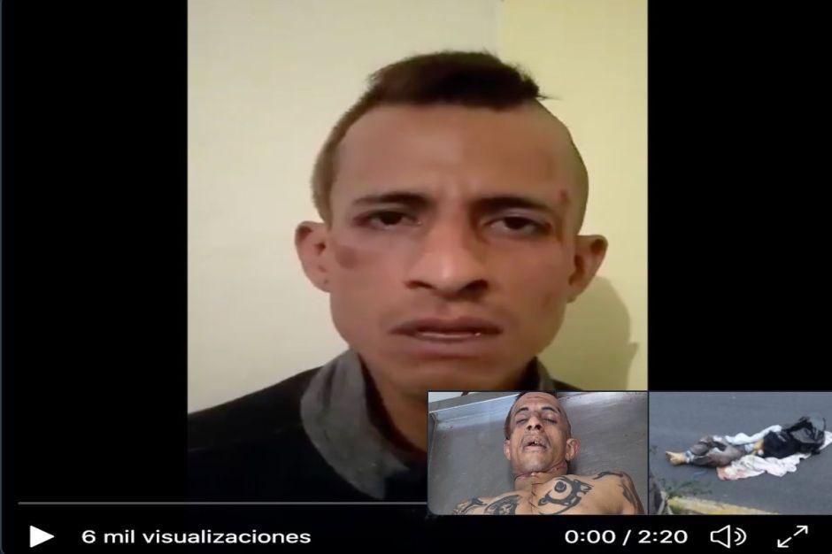 VIDEO: Cártel del Noreste interroga y ejecuta a uno del CJNG que reveló corrupción de policías