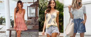 Verano 2020: Lo último en tendencias en ropa femenina para el verano
