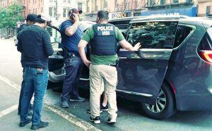 En video: Agentes de ICE  someten a un estadounidense en protesta por brutalidad policíaca