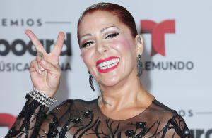 """""""Ganamos... Existe la justicia"""", primera palabras de Alejandra Guzmán al ganar demanda a Larry Ramos"""