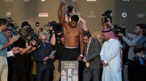 Anthony Joshua vs. Tyson Fury: Se cocina la pelea del año y dos británicos serían los protagonistas