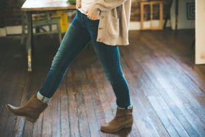 El tipo de jeans que mejor te va, según tu tipo de cuerpo