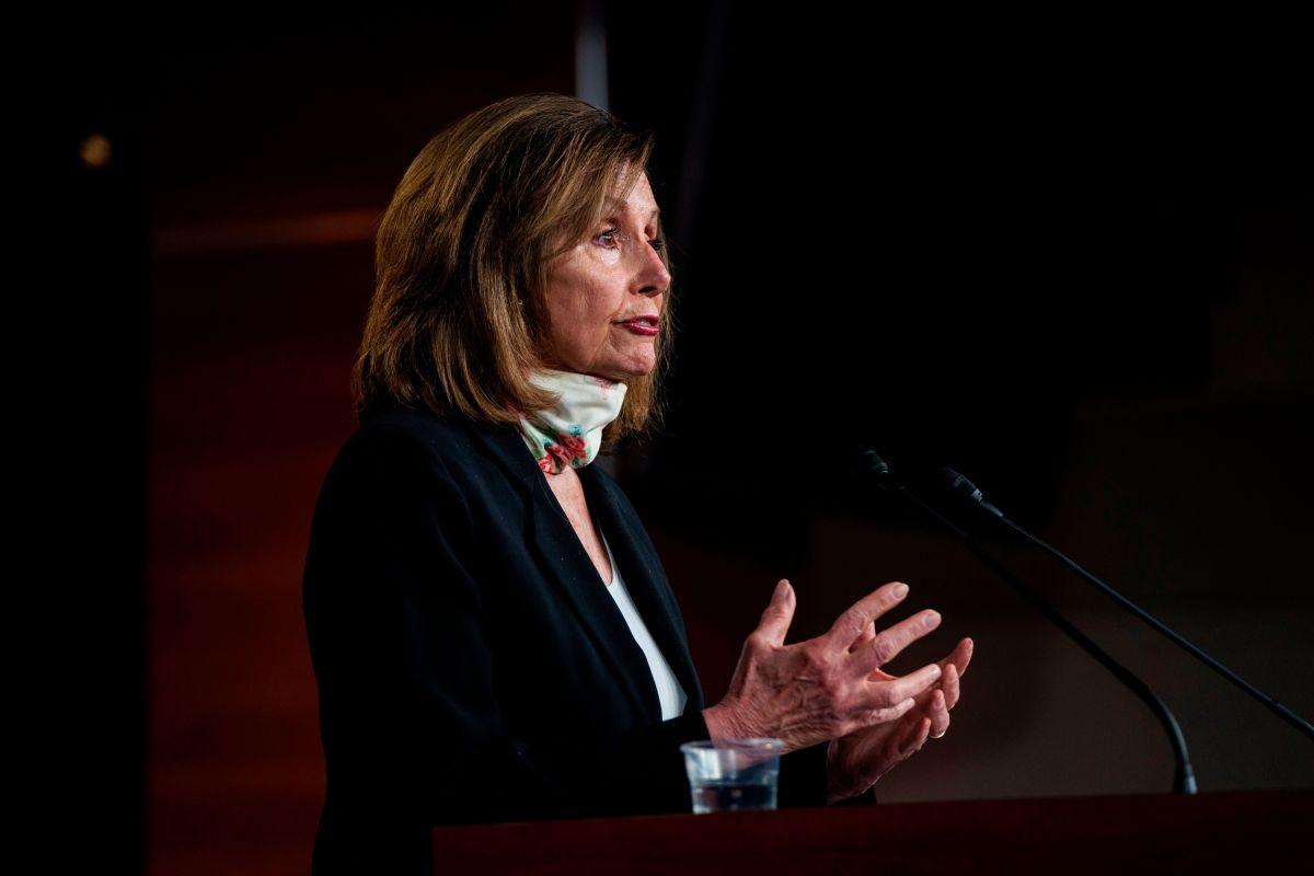 Nancy Pelosi cree que salón de belleza le debe una disculpa por tenderle una trampa