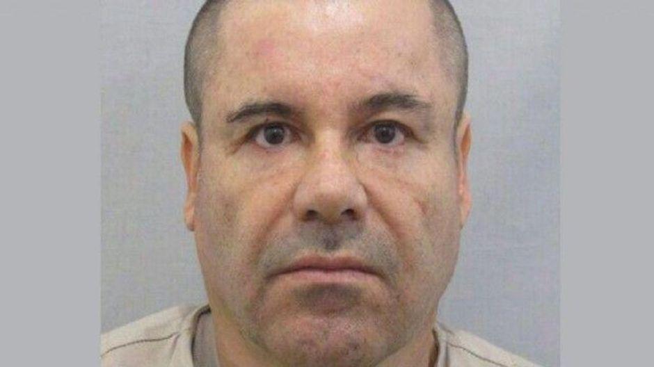 El Inge, el brutal guardaespaldas del Chapo ya está en una cárcel de EE.UU.