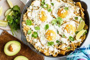 Las 4 recetas con huevo más mexicanas