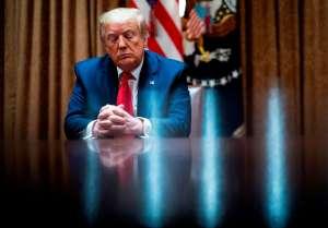 Trump prepara perdones presidenciales para varios criminales de cuello blanco