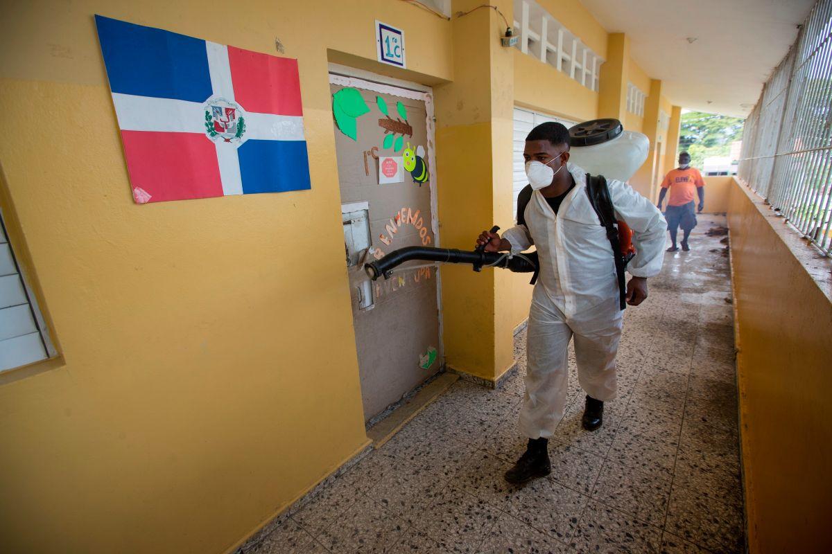 Campaña electoral en tiempos de pandemia, República Dominicana: un caso de análisis