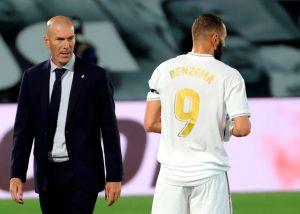 ¿Los árbitros ayudan al Real Madrid? Zinedine Zidane responde el ataque de Gerard Piqué