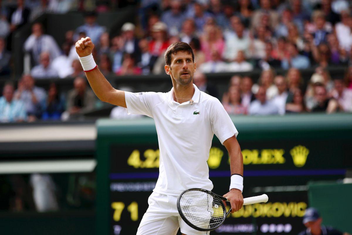 Histórico veterano: Novak Djokovic rompió una nueva marca a los 33 años de edad