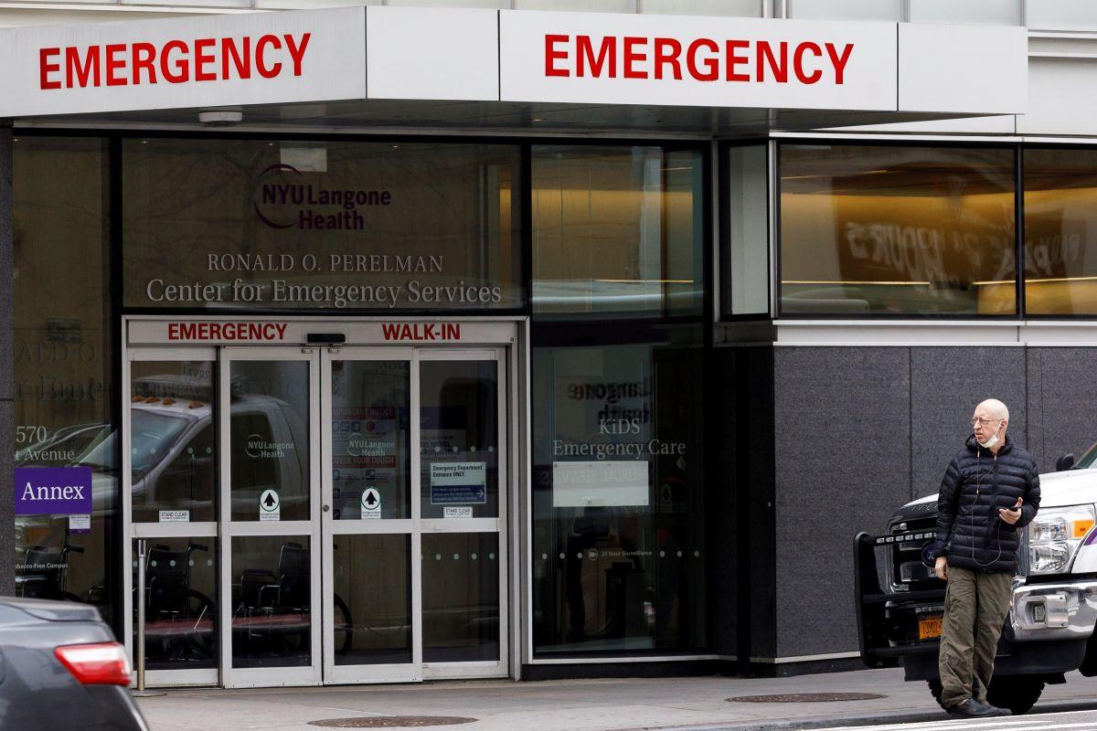 Padre apuñalado en hospital cuando fue a recoger a su bebé recién nacido en Connecticut