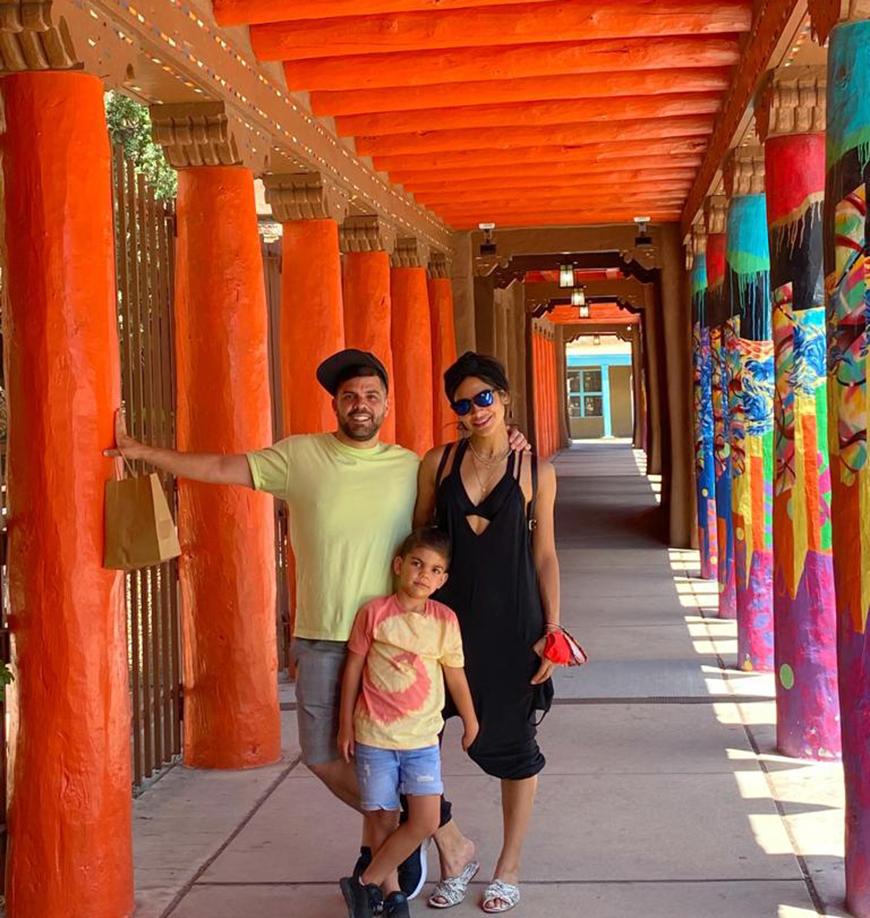 Alejandra Espinoza de Trip por Estados Unidos