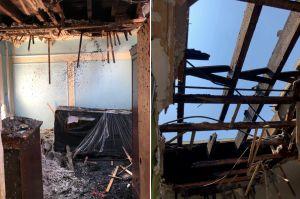Acusan a madre de abandonar a sus tres niños durante incendio en El Bronx