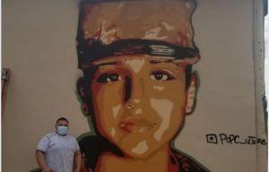 Checa el mural de Vanessa Guillén que apareció en Texas; las redes sociales lo reciben con aprecio y esperanza