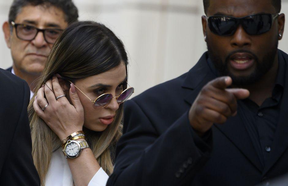 Emma Coronel, esposa del Chapo Guzmán, explota y pide que Vanessa Guillén sea encontrada