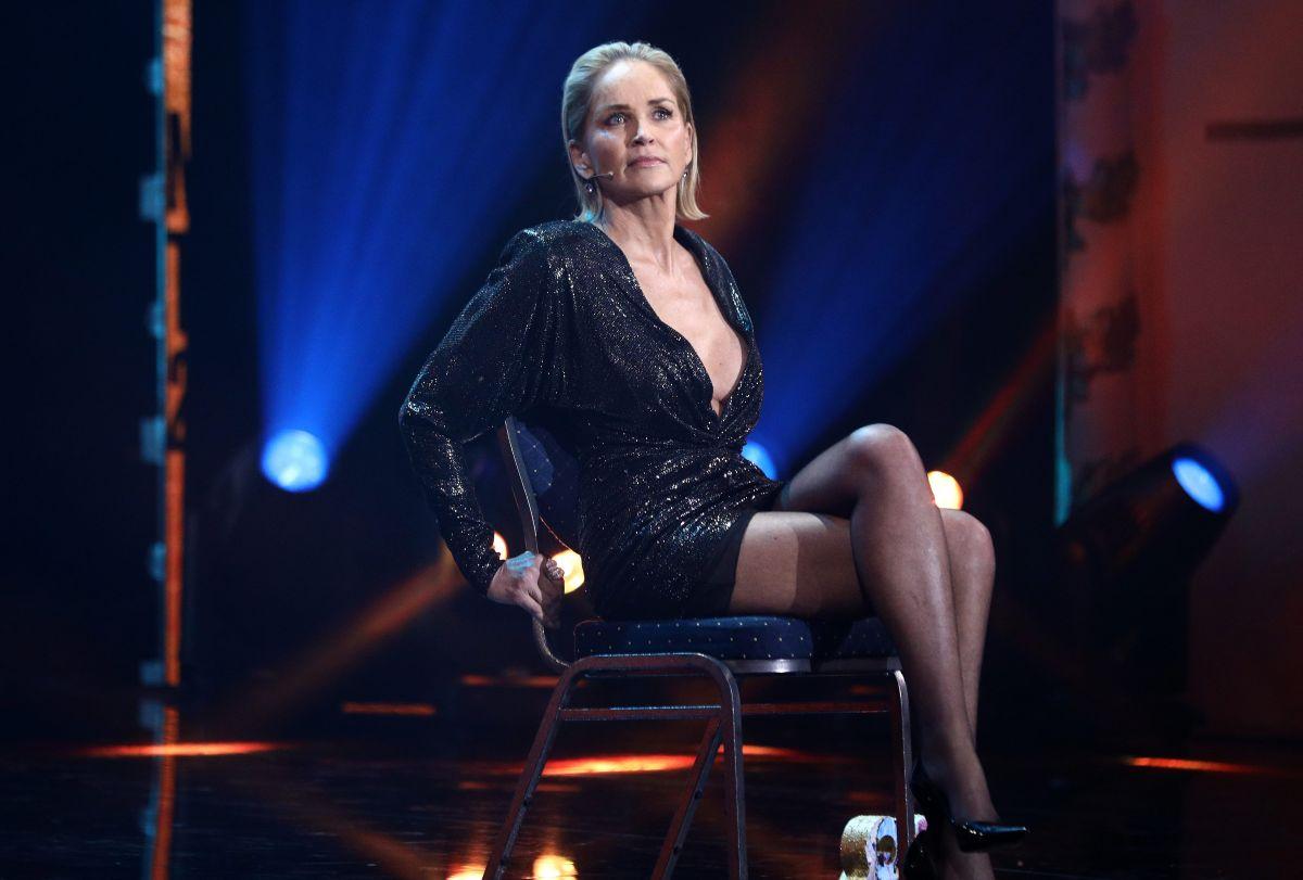 Sharon Stone predice que tendrá una muerte dramática y alocada
